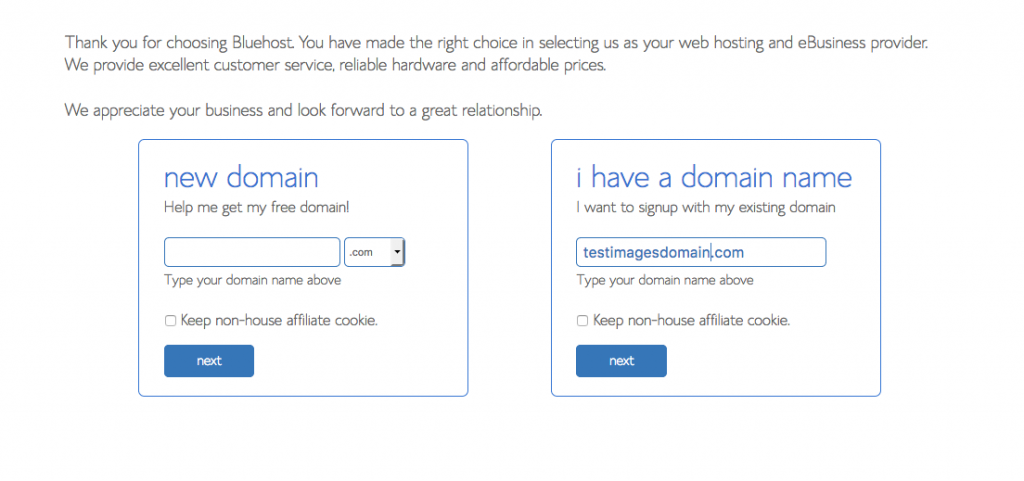 How to Start a Blog Choose Domain Name