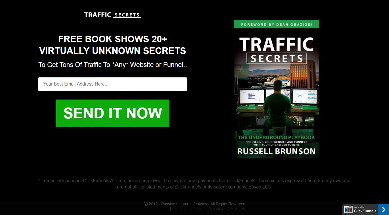 Clickfunnels for affiliate marketing 2