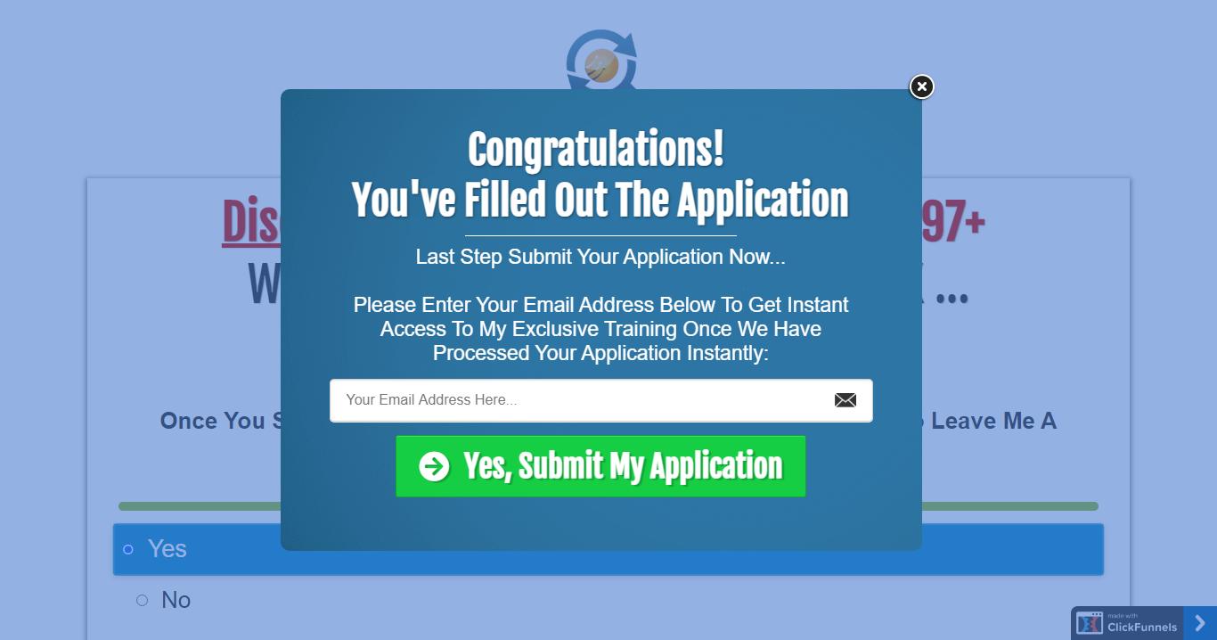 Clickfunnels for affiliate marketing 3