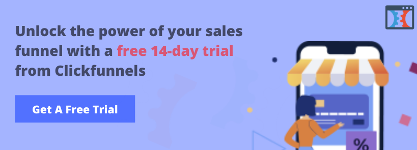 Try Clickfunnels Banner
